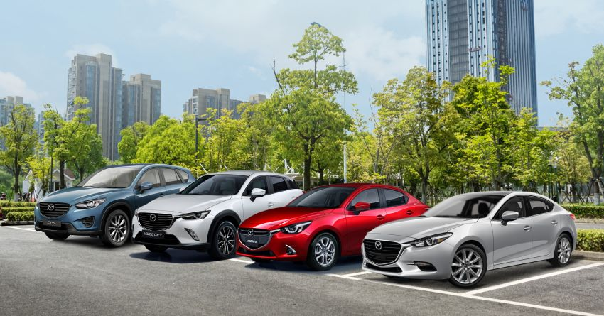 Mazda Anshin pre-owned programme goes online with new one-stop website to buy or sell Mazda vehicles Image #1220580