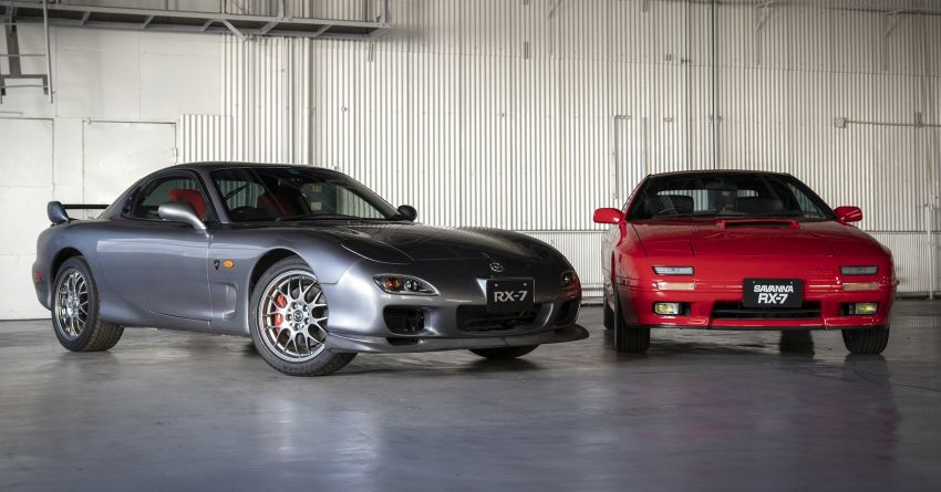 Mazda adds the RX-7 to its heritage parts programme Image #1226806