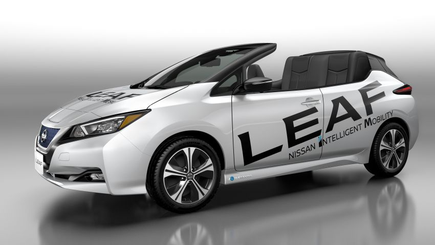 Nissan Leaf turns ten years old: over 500,000 EVs sold Image #1221035