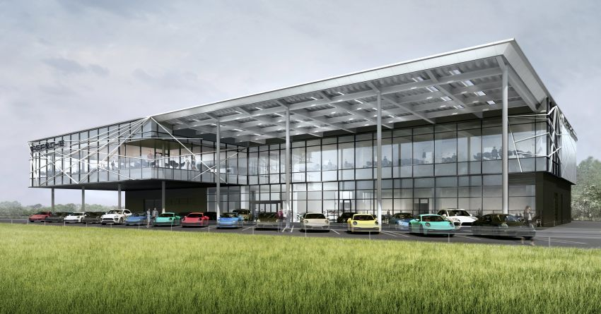 Ninth Porsche Experience Centre to be based in Japan Image #1218748