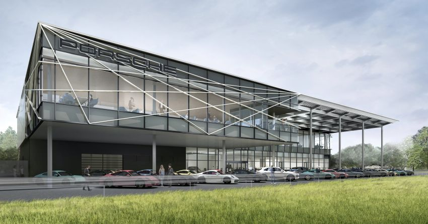 Ninth Porsche Experience Centre to be based in Japan Image #1218749
