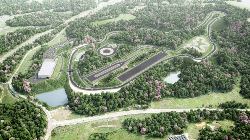 Ninth Porsche Experience Centre to be based in Japan Image #1218750