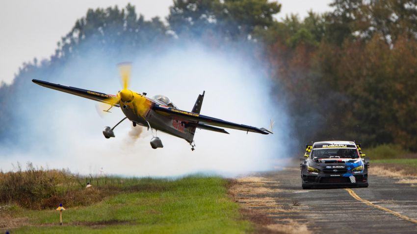 Gymkhana 2020: Aksi Travis Pastrana dengan Subaru WRX STI berkuasa 862 hp/906 Nm dan sayap aktif! Image #1222090