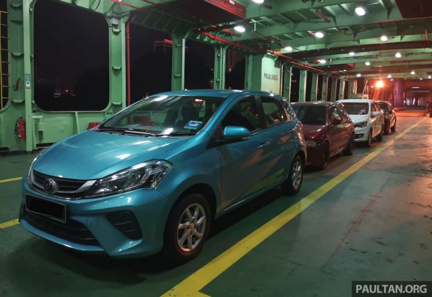 Penang ferry service to end on Dec 31 – cars will have to use Penang bridges to cross the channel from 2021 Image #1224795