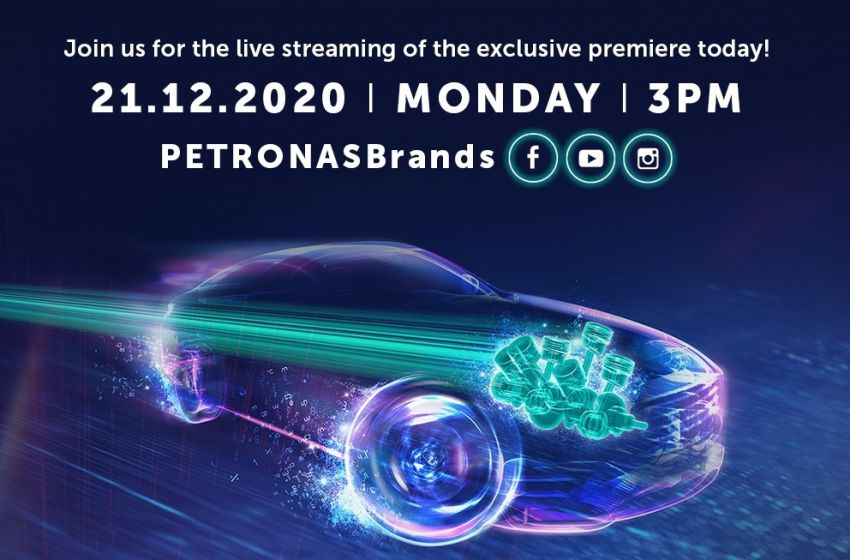 Petronas to launch new fuel at 3pm today – watch the livestream of the introduction on brand's FB page Image #1227155