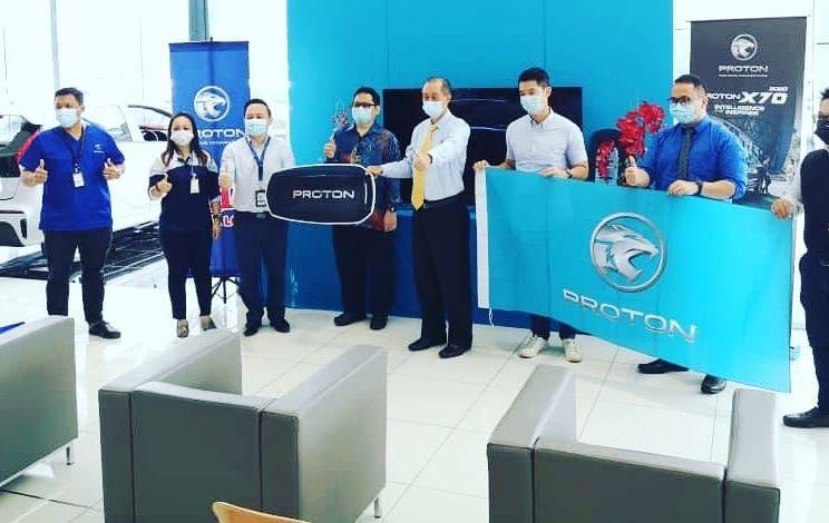 Proton serahkan lapan buah X70 untuk kegunaan Kem. Kesihatan dalam usaha memerangi Covid-19 di Sabah Image #1220750