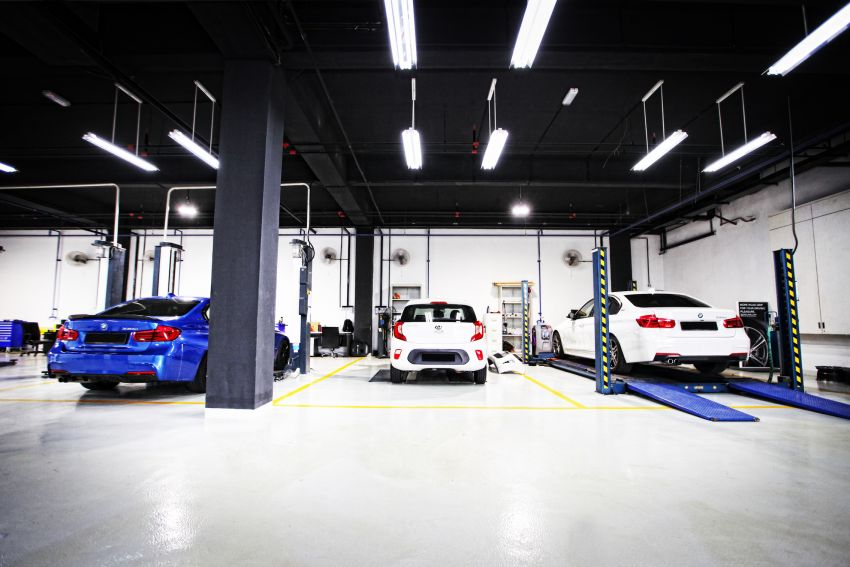 Sime Darby Auto Selection opens new multi-brand service centre in Glenmarie for post-warranty vehicles Image #1225195