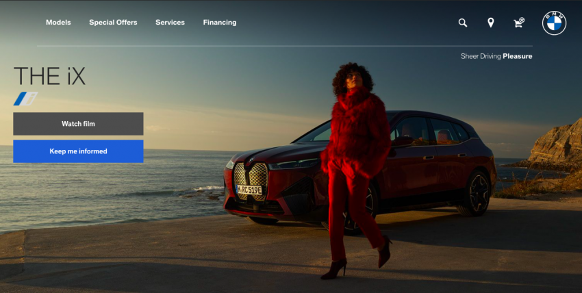 BMW iX appears on Malaysian website – is it coming? Image #1222901