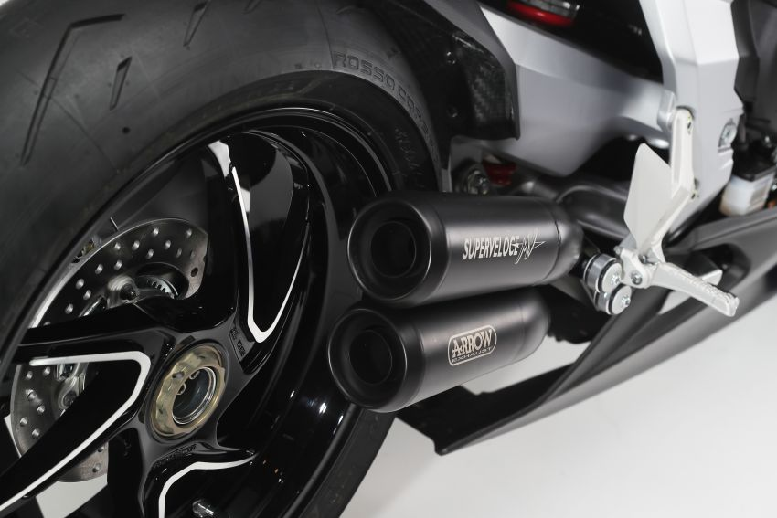 75th Anniversary MV Agusta RMV wristwatch by RO-NI – in limited edition of 75 units worldwide, RM277,245 Image #1227683