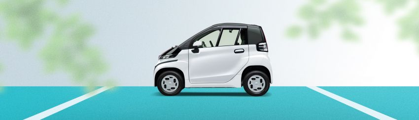 Toyota C+pod debuts in Japan – two-seater urban EV with 150 km range, launch for end users in 2022 Image #1228467