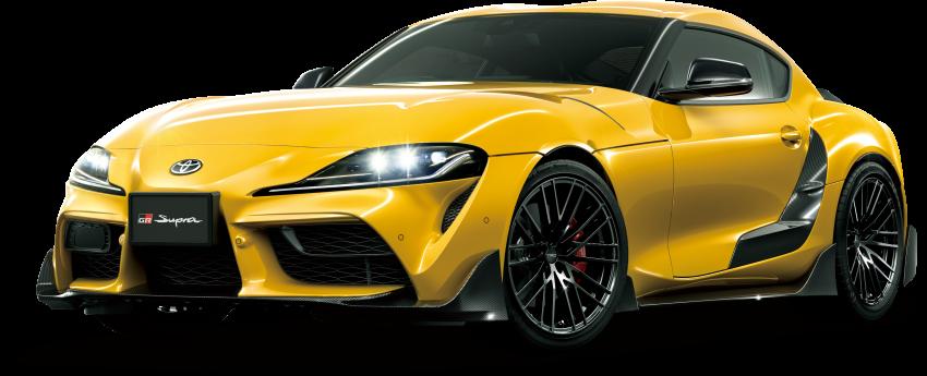 Toyota's TRD, Modellista reveal exhibits for virtual Tokyo Auto Salon – custom GR Yaris, Supra, Mirai star Image #1229243