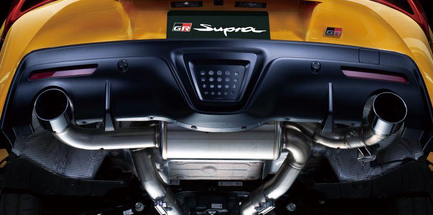 Toyota's TRD, Modellista reveal exhibits for virtual Tokyo Auto Salon – custom GR Yaris, Supra, Mirai star Image #1229259