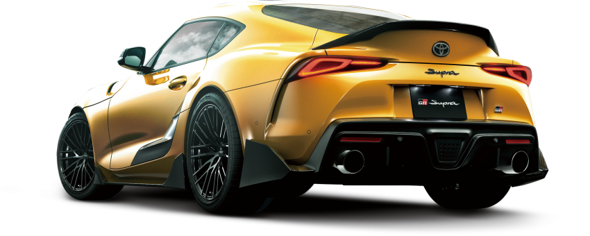 Toyota's TRD, Modellista reveal exhibits for virtual Tokyo Auto Salon – custom GR Yaris, Supra, Mirai star Image #1229244