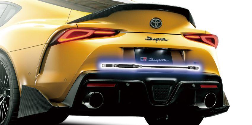 Toyota's TRD, Modellista reveal exhibits for virtual Tokyo Auto Salon – custom GR Yaris, Supra, Mirai star Image #1229251