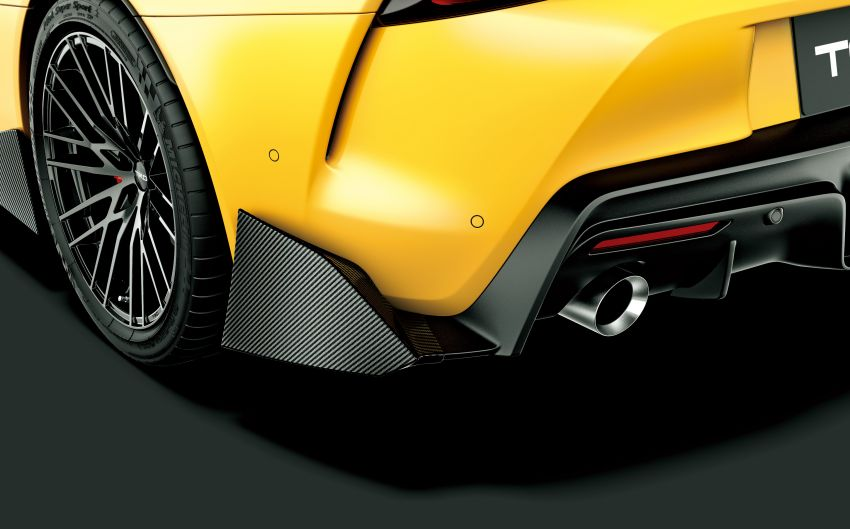 Toyota's TRD, Modellista reveal exhibits for virtual Tokyo Auto Salon – custom GR Yaris, Supra, Mirai star Image #1229252
