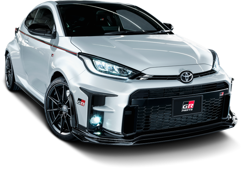 Toyota's TRD, Modellista reveal exhibits for virtual Tokyo Auto Salon – custom GR Yaris, Supra, Mirai star Image #1229229