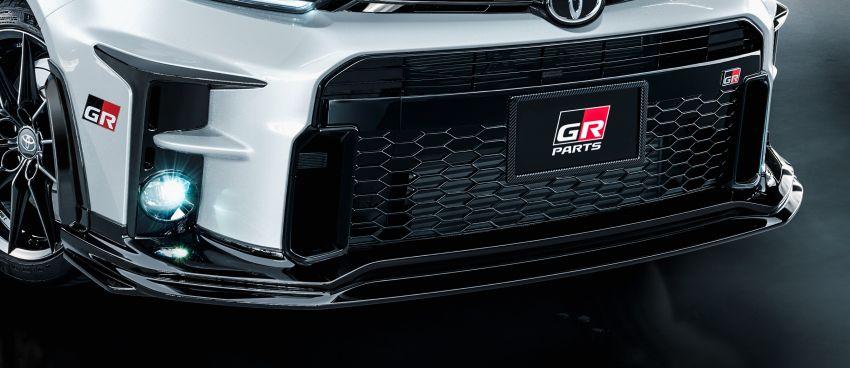 Toyota's TRD, Modellista reveal exhibits for virtual Tokyo Auto Salon – custom GR Yaris, Supra, Mirai star Image #1229231