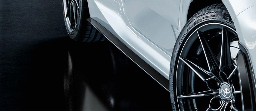 Toyota's TRD, Modellista reveal exhibits for virtual Tokyo Auto Salon – custom GR Yaris, Supra, Mirai star Image #1229232