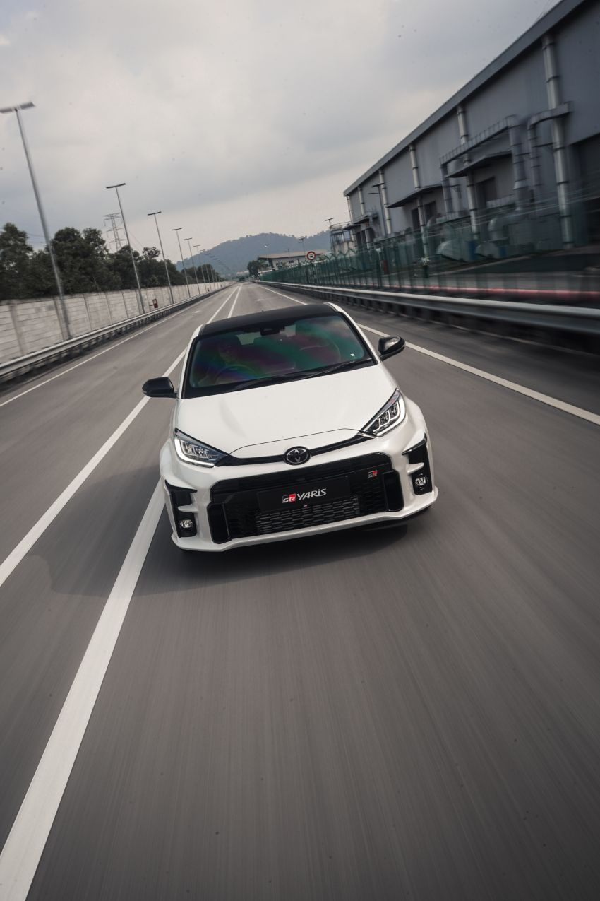 Toyota GR Yaris launched in Malaysia – WRC special with 261 PS 1.6L turbo, AWD, 6-speed manual, RM299k Image #1225494