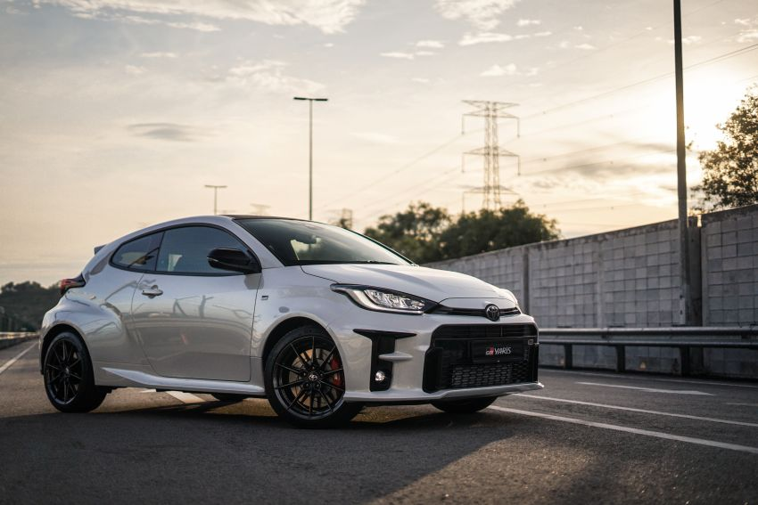 Toyota GR Yaris launched in Malaysia – WRC special with 261 PS 1.6L turbo, AWD, 6-speed manual, RM299k Image #1225527