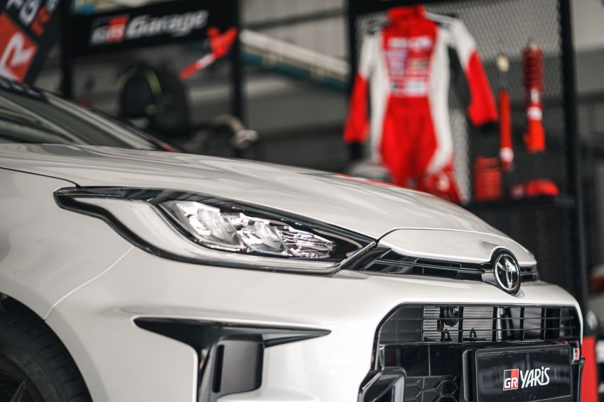 Toyota GR Yaris launched in Malaysia – WRC special with 261 PS 1.6L turbo, AWD, 6-speed manual, RM299k Image #1225538