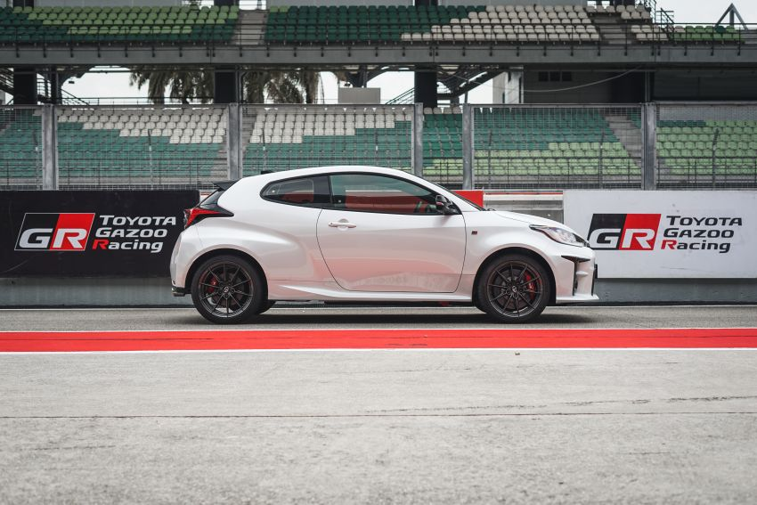 Toyota GR Yaris launched in Malaysia – WRC special with 261 PS 1.6L turbo, AWD, 6-speed manual, RM299k Image #1225540