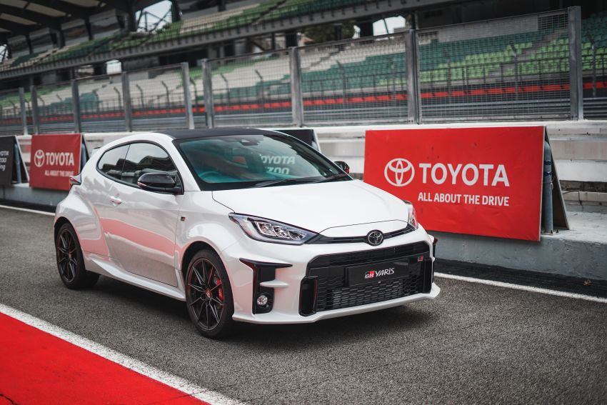 Toyota GR Yaris launched in Malaysia – WRC special with 261 PS 1.6L turbo, AWD, 6-speed manual, RM299k Image #1225546