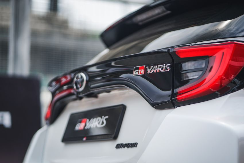 Toyota GR Yaris launched in Malaysia – WRC special with 261 PS 1.6L turbo, AWD, 6-speed manual, RM299k Image #1225549