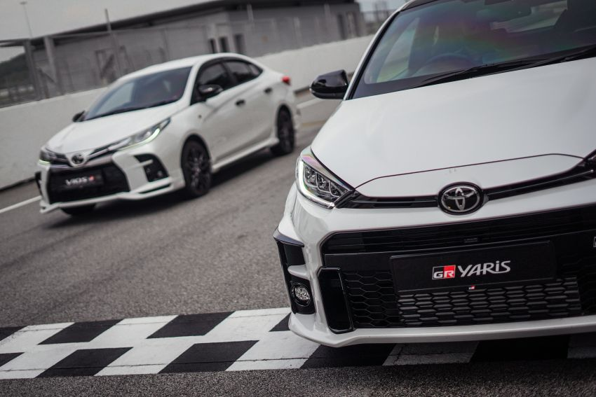 Toyota GR Yaris launched in Malaysia – WRC special with 261 PS 1.6L turbo, AWD, 6-speed manual, RM299k Image #1225552