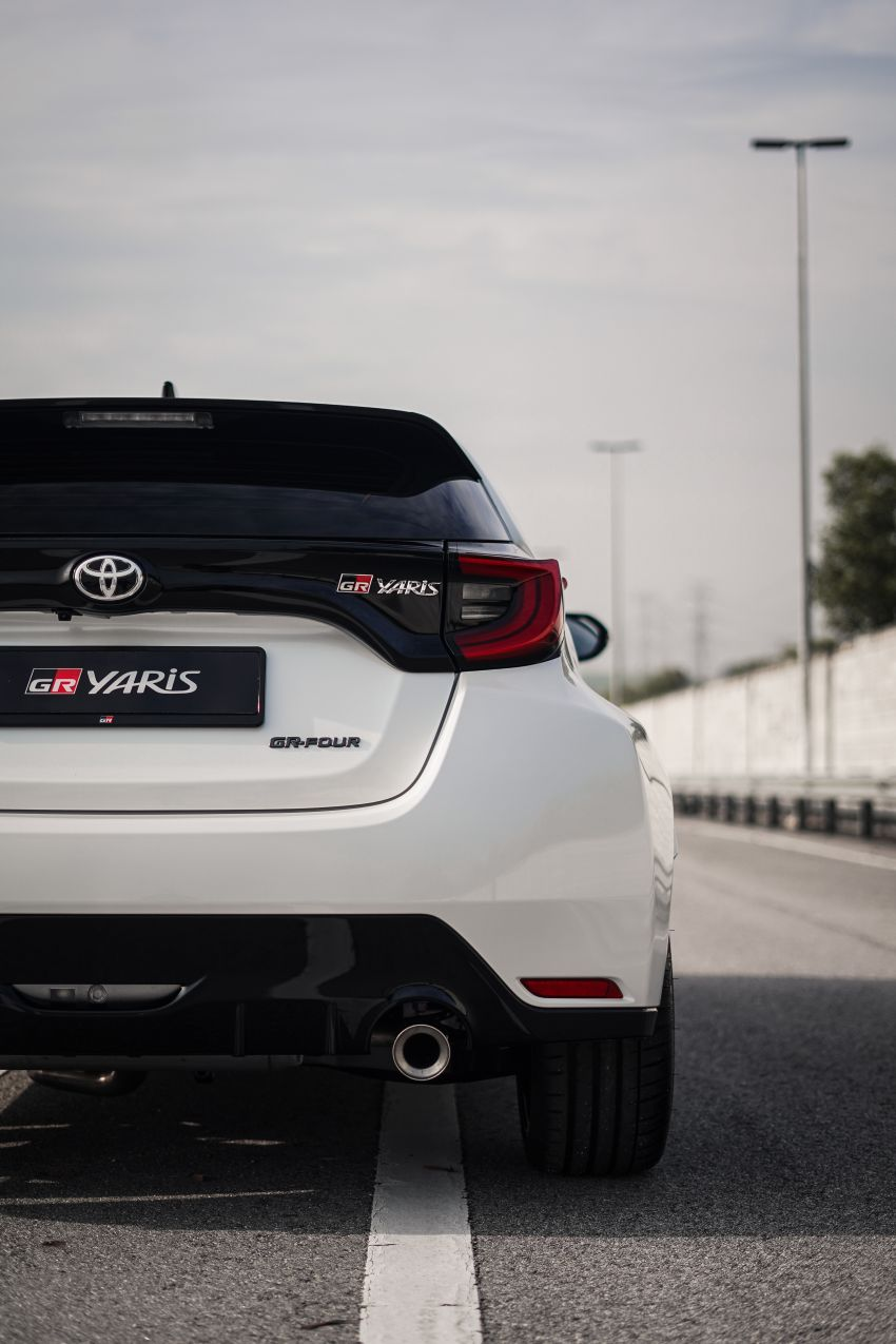 Toyota GR Yaris launched in Malaysia – WRC special with 261 PS 1.6L turbo, AWD, 6-speed manual, RM299k Image #1225464