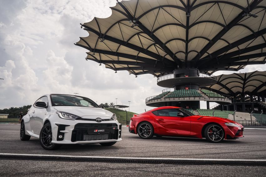 Toyota GR Yaris launched in Malaysia – WRC special with 261 PS 1.6L turbo, AWD, 6-speed manual, RM299k Image #1225571