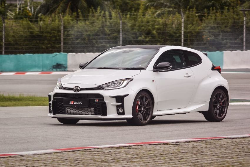 Toyota GR Yaris launched in Malaysia – WRC special with 261 PS 1.6L turbo, AWD, 6-speed manual, RM299k Image #1225575