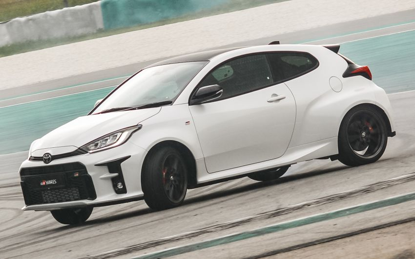 Toyota GR Yaris launched in Malaysia – WRC special with 261 PS 1.6L turbo, AWD, 6-speed manual, RM299k Image #1225576