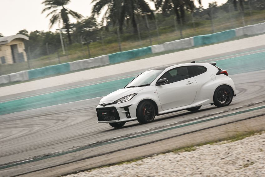Toyota GR Yaris launched in Malaysia – WRC special with 261 PS 1.6L turbo, AWD, 6-speed manual, RM299k Image #1225577