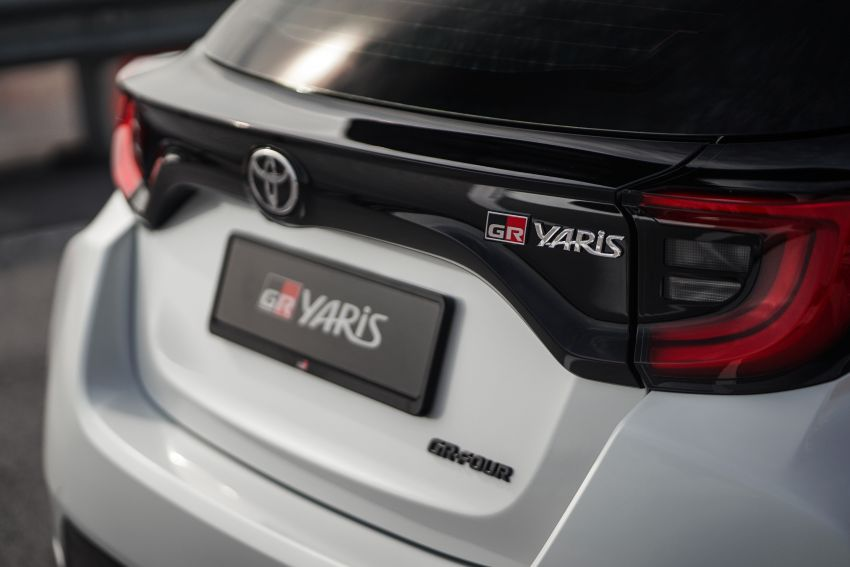 Toyota GR Yaris launched in Malaysia – WRC special with 261 PS 1.6L turbo, AWD, 6-speed manual, RM299k Image #1225467