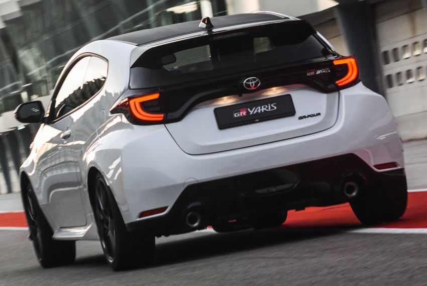 Toyota GR Yaris launched in Malaysia – WRC special with 261 PS 1.6L turbo, AWD, 6-speed manual, RM299k Image #1225579
