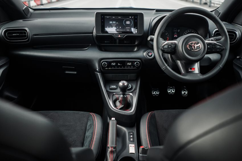 Toyota GR Yaris launched in Malaysia – WRC special with 261 PS 1.6L turbo, AWD, 6-speed manual, RM299k Image #1225588