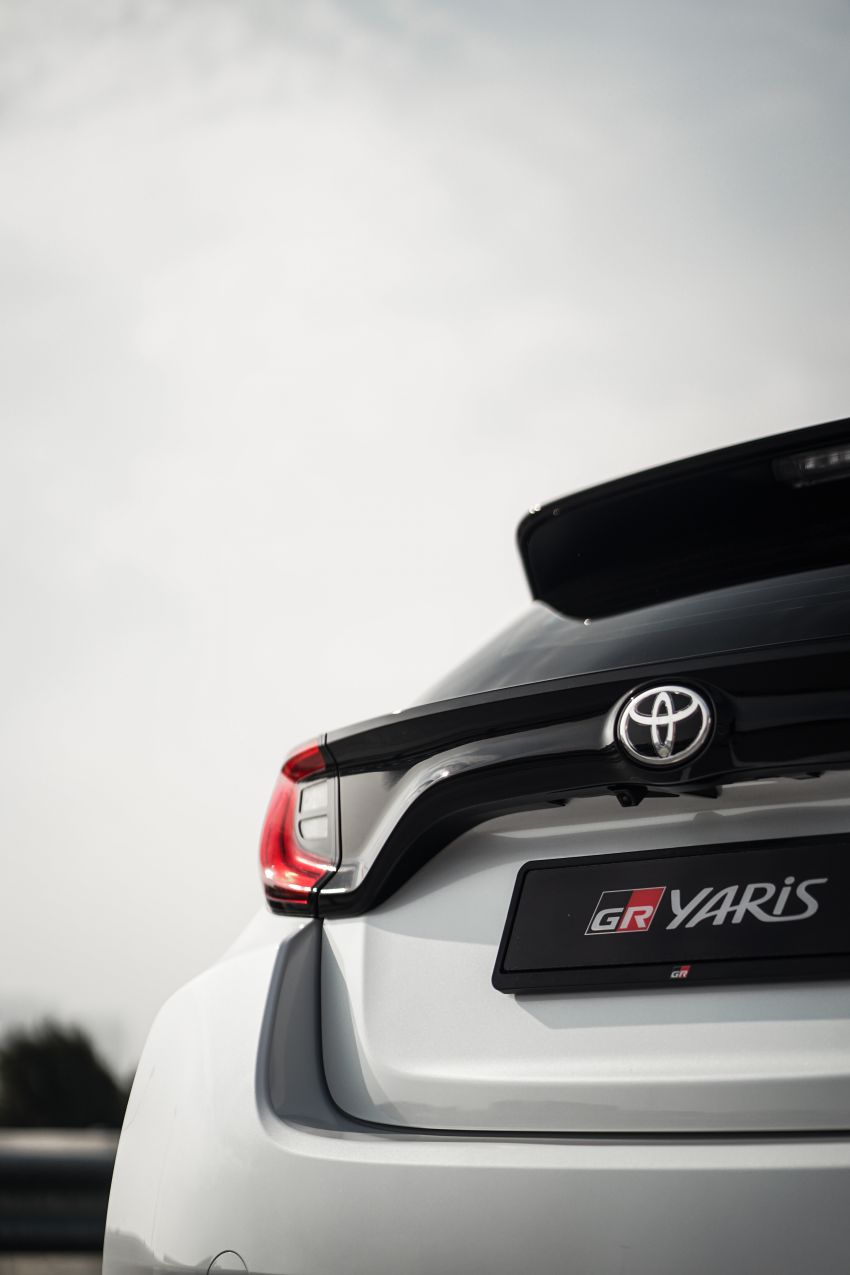 Toyota GR Yaris launched in Malaysia – WRC special with 261 PS 1.6L turbo, AWD, 6-speed manual, RM299k Image #1225471