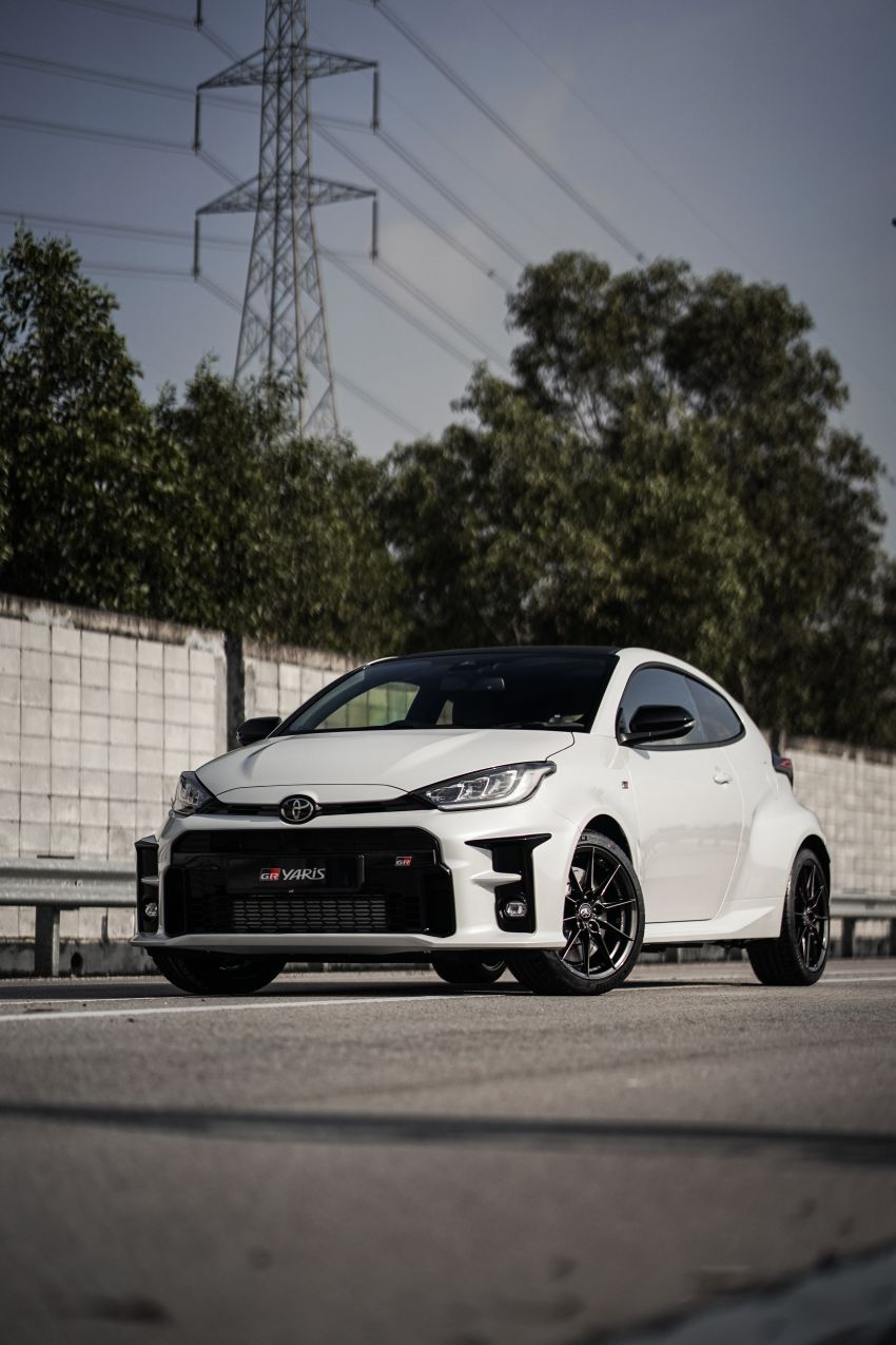 Toyota GR Yaris launched in Malaysia – WRC special with 261 PS 1.6L turbo, AWD, 6-speed manual, RM299k Image #1225474