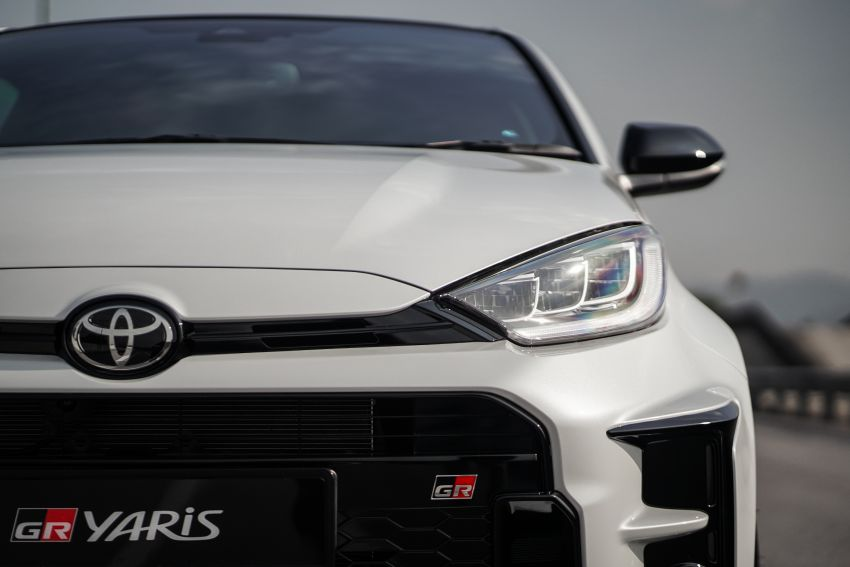 Toyota GR Yaris launched in Malaysia – WRC special with 261 PS 1.6L turbo, AWD, 6-speed manual, RM299k Image #1225477