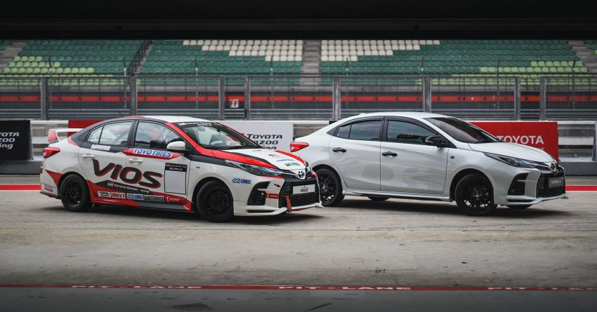 Toyota Gazoo Racing Season 4 – Vios Challenge gains three new celebrity racers, plus new Rookie class Image #1225613
