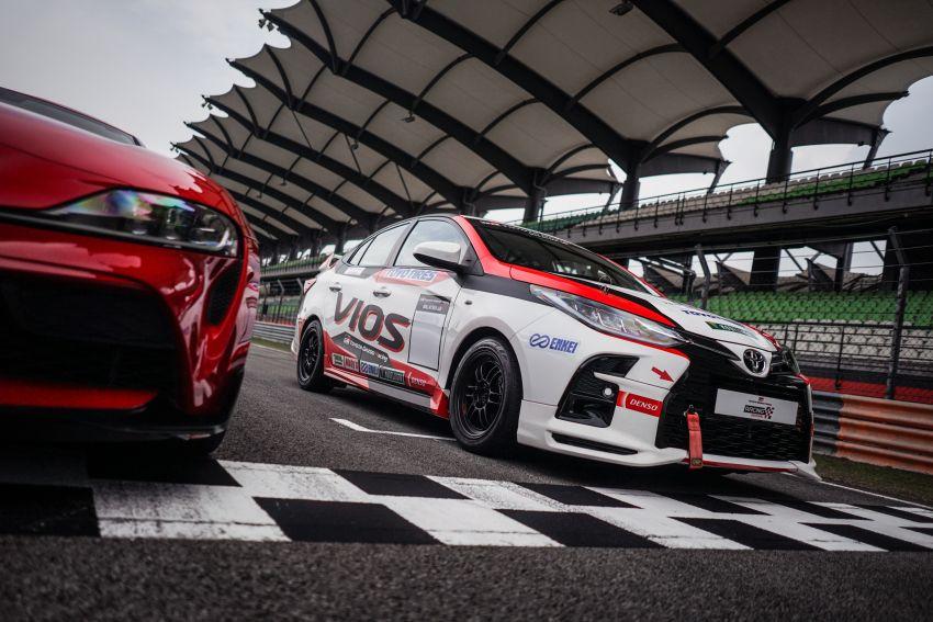 Toyota Gazoo Racing Season 4 – Vios Challenge gains three new celebrity racers, plus new Rookie class Image #1225624