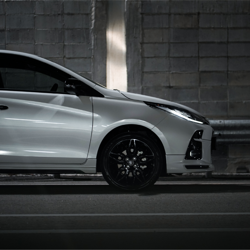 """Toyota Vios GR-S launched in Malaysia – """"10-speed"""" CVT, sports suspension, 17-inch rims; from RM95k Image #1225256"""