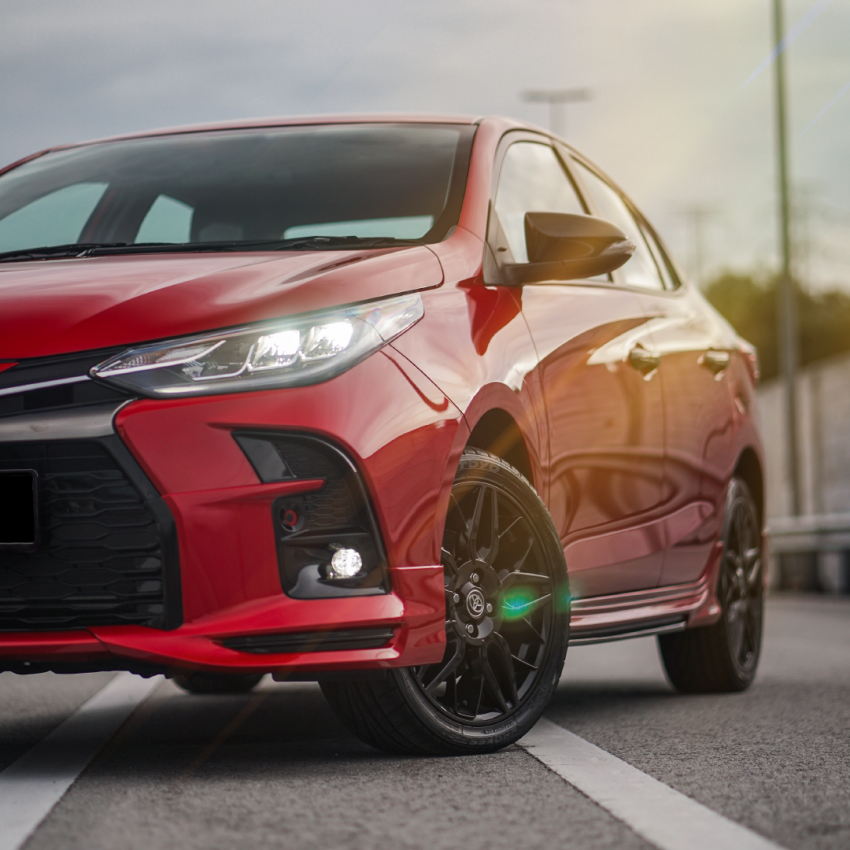 """Toyota Vios GR-S launched in Malaysia – """"10-speed"""" CVT, sports suspension, 17-inch rims; from RM95k Image #1225246"""
