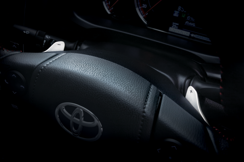"""Toyota Vios GR-S launched in Malaysia – """"10-speed"""" CVT, sports suspension, 17-inch rims; from RM95k Image #1225323"""