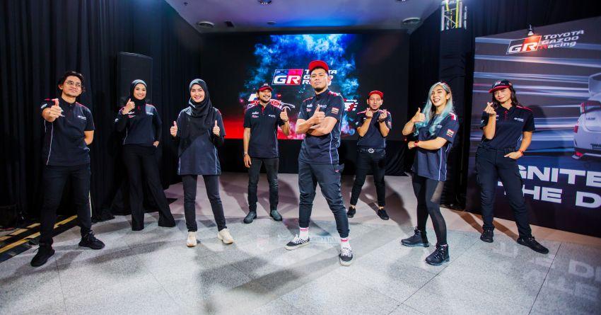 Toyota Gazoo Racing Season 4 – Vios Challenge gains three new celebrity racers, plus new Rookie class Image #1225605