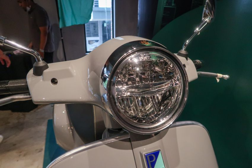 Vespa GTS 300 HPE Super Tech in Malaysia, RM33,000 Image #1220402