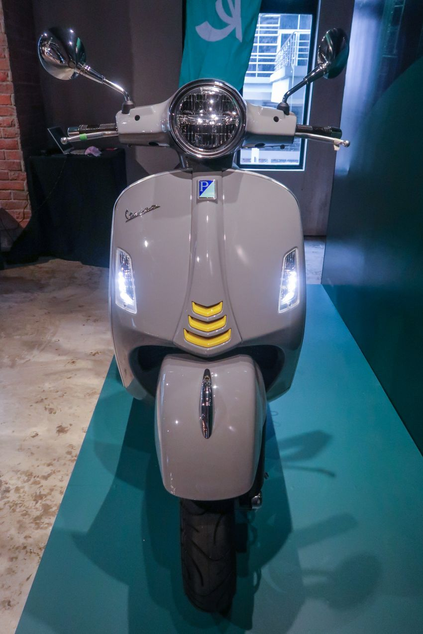 Vespa GTS 300 HPE Super Tech in Malaysia, RM33,000 Image #1220385