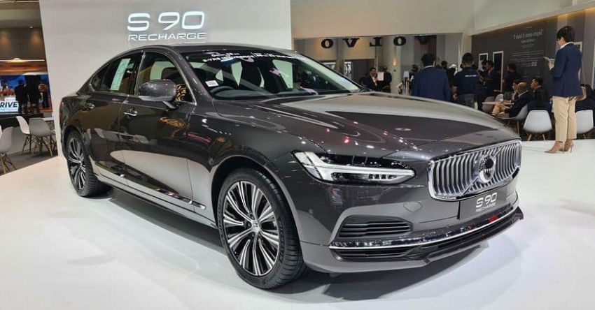 2021 Volvo S90 Recharge facelift debuts in Thailand Image #1219609