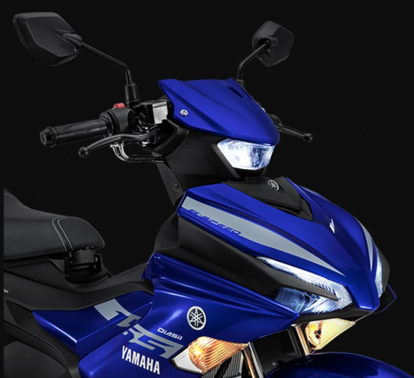 2021 Yamaha Exciter launched in in Vietnam, RM8,235 Image #1229576